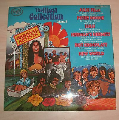 VARIOUS ARTISTS - The Most Collection Volume 2 (Vinyl Album)