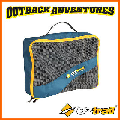 OZtrail LARGE NAVY CAMP TRAVEL PACKING CUBE