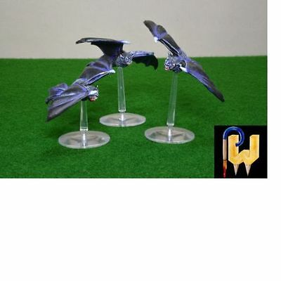 Warhammer Fantasy Age of Sigmar Vampire Counts Fell Bats Painted