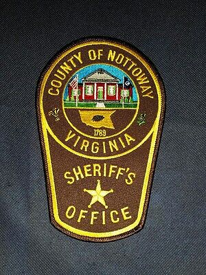 Nottoway County Sheriff, Virginia, Patch, Police