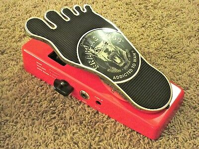 Snarling Dogs Fire Bawl Whine O Wah Pedal Nos Brand New In Box