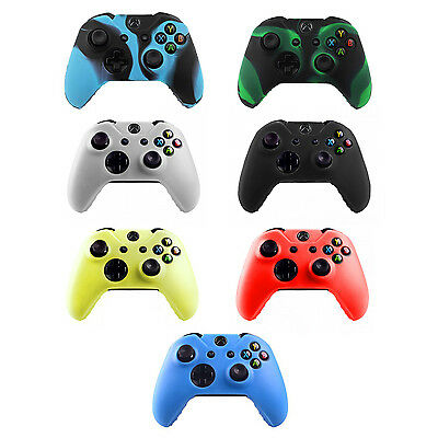 Microsoft Xbox One Silicone / Gel / Rubber controller skin covers