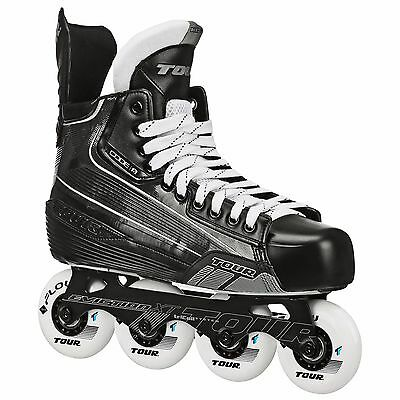 Tour Code 5 Roller Hockey Skates Men Size 5-13