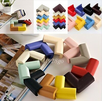 New Furniture Corner Edge Protectors Soft Safety Cushion Guard Pad For Baby Kids