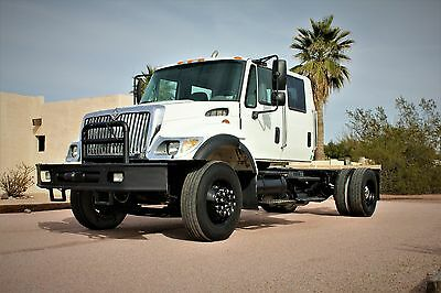 International 2wd Crew Cab *VIDEO* Toter ToterHome Western Hauler Sport Chassis