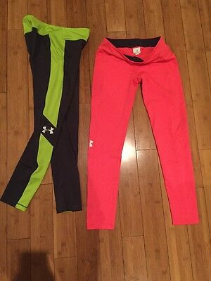 Under Armour Leggings Youth large