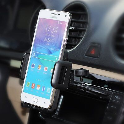 Universal Car CD Slot Mount Bracket Holder for Apple iPhone Cell Phone GPS 360°