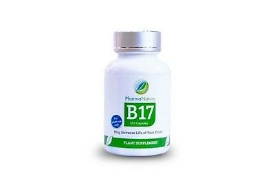Vitamin B17 - 100% pure Laetrile - purest available
