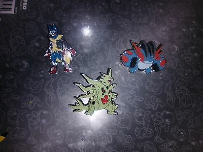 Pokemon tcg collectable pins lot #4