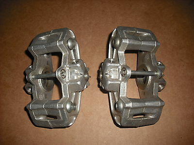 2 PIECES NEW 1996 Top Kart Shifter Kart Front Brake Calipers