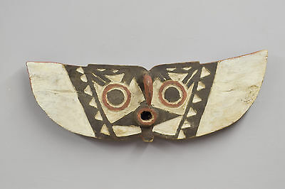 Mask African Bobo Bwa Hawk Small Mask Burkina Faso Mask