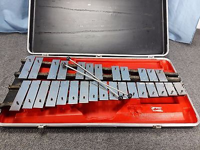 Vintage Kitching Educational Xylophone Student Case Used As Found Estate Musical