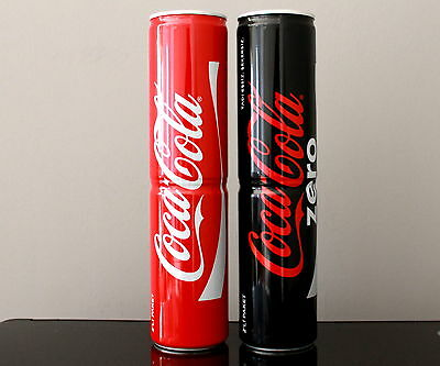 Coca Cola & Zero Sharing Cans Limited Edition Full Set 2017 Turkey Bottle