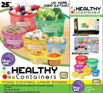 New Healthy Containers Leak Proof Microwave