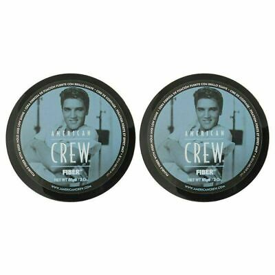 American Crew FIBER Duo 2 x 85g tubs Genuine AmericanCrew Limited Elvis Edition