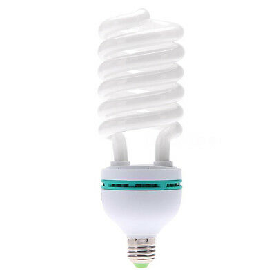 E27 220V 150W 5500K Photography Studio Bulb Video Light Daylight Lamp WHITE  A7E
