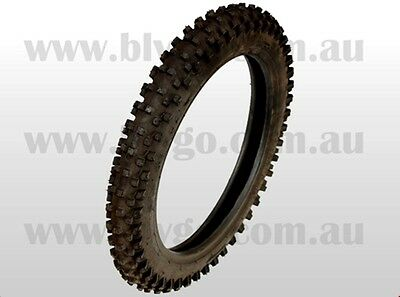 """Clearance KENDA 2.50-12 60/100- 12"""" Inch Front Knobby Tyre Tire PIT Dirt Bike"""