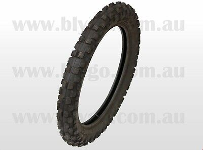 """Clearance 2.50-12 60/100- 12"""" Inch Front Knobby Tyre Tire PIT PRO Dirt Bike"""
