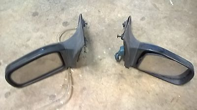 Ford Falcon EA EB ED Pair 1xLH 1xRH Electric Door Mirrors