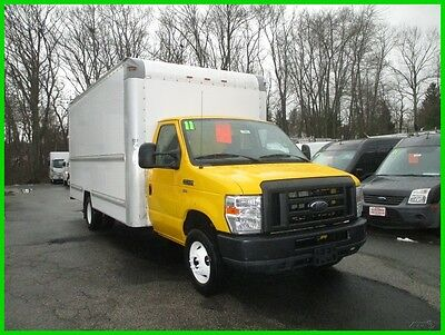 2011 Ford E350 16FT BOX Used 16FT BOX TRUCK