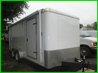2010 Pace Utility Trailer w/ Generator Used