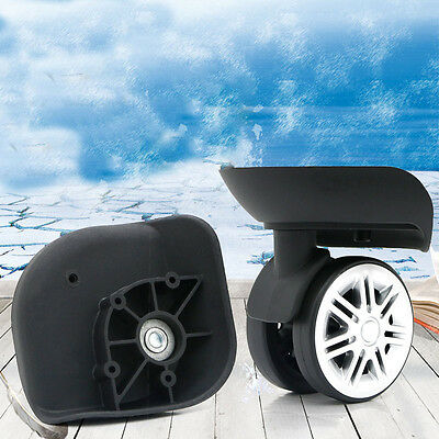 Luggage Wheels Suitcase Wheel Accessory Replacement Spinner Universal Wheel