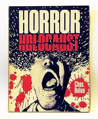Horror Holocaust by Chas Balun, 1986, Fantaco Enterprises Inc