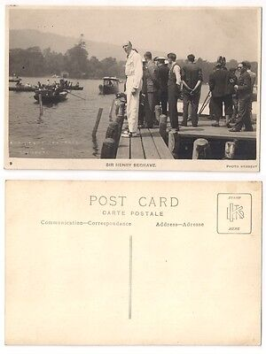 MISS ENGLAND II, SIR HENRY SEGRAVE World Water Speed, Windemere RP 1930 #9
