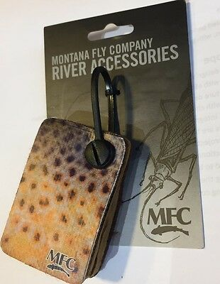 Montana Fly Company - Rechangeable Amadou Fly Patch - Fly Drier