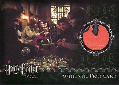 Harry Potter Prisoner of Azkaban Black Pepper Imps Prop Card 84/90