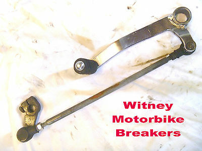 Suzuki Bandit Gsf600 Gear Change Lever Linkage Pedal Shift Shifter Gsf 600 00-04