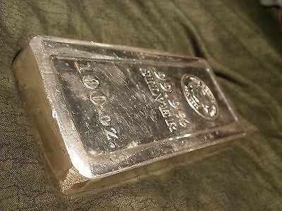 Hard To Find Perth Mint 100 oz 99.9% Extruded Silver Bar