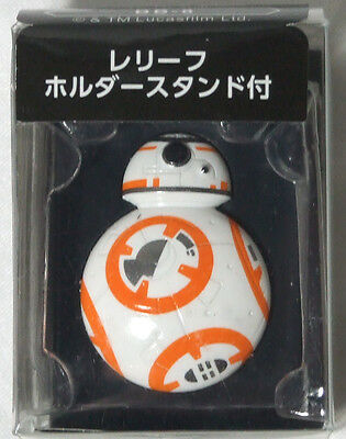 "Schick Japan STAR WARS "" BB-8 "" Relief shaver holder stand [Not for sale] F/S"