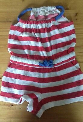 Mini Boden Girls Playsuit age 2-3 years