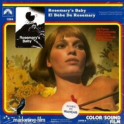 Film Super 8: Rosemary's Baby