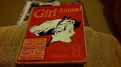 Girl Annual Number 8