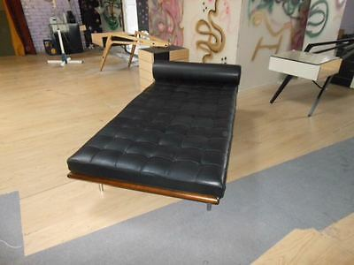 Daybed Barcelona Mies van den Rohe Knoll edition