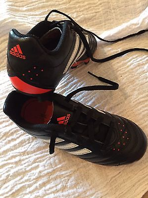 adidas goletto Kids Football Boots Size 11.5 3G Astro