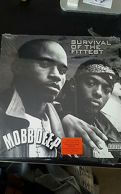 Mobb deep-Survival of the Fittest US Vinyl