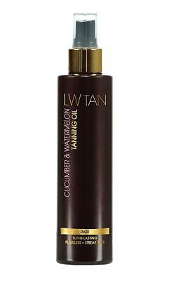 Laurens Way LW Tan Dark Bronzing Oil 200ml