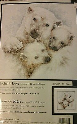 """Dimensions """"Mother's Love"""" Cross Stitch Kit"""