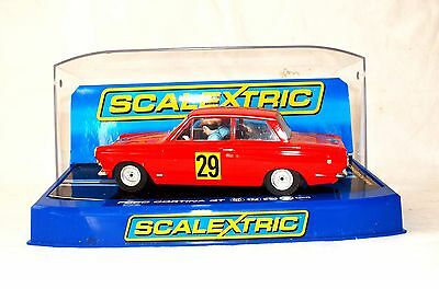 Scalextric Digital, Ford Cortina GT No 29, 1964 Coupe Des Alpes, C3023