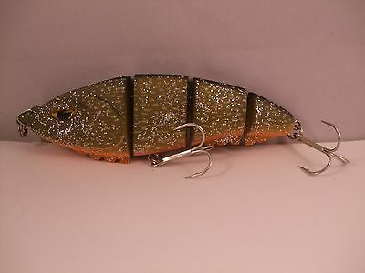 Excellent Multi-Jointed Spro Lure.large Size.unused.(K2530)