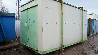 16Ft X 8Ft Jackleg Plastisol Secure Container Store