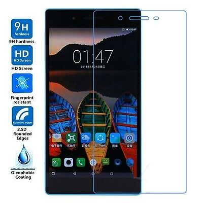 """Tempered Glass LCD Screen Protector Film For Lenovo Tab 3 7"""" Essential A7-10"""