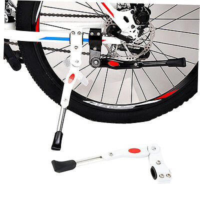 Alloy Adjustable Lateral Tripod Parts Kick Stand For Bike Cycling Bicycle BY