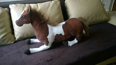 Large soft horse (collection only Lincoln)