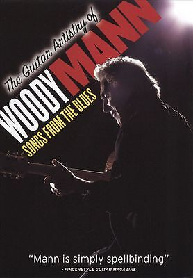 Woody Mann - Guitar Artistry of Woody Mann: Songs from the Blues