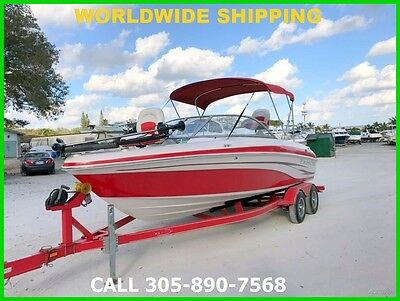 2007 Tahoe By Tracker Marine Q6 Ski Fish! Fresh Water Boat!