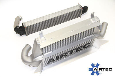 AIRTEC front mount intercooler for the Honda Civic Type R FK2